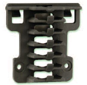 HEYClip™ MaxRunner™ Cable Clip Array