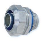 Heyco-Flex Metallic Liquid Tight Conduit Firrings Straight-Thru NPT Hubs