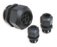 Heyco-Tite Liquid Tight Cordgrips Multi-Hole for Smaller Conductors