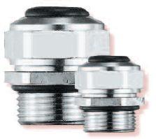 Heyco-Tite Brass Liquid Tight Cordgrips PG Hubs