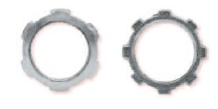 Heyco Metal Locknuts