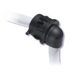Heyco RDD Lockit Strain Relief Bushings Right Angle for Round Cables