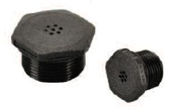 Heyco Threaded Vent Plugs