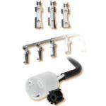 Heyco Turn-2-Lock Cordset Components