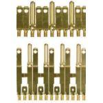 Heyco Blade-Ground Pin-Blade Series BGB & BGMT Series