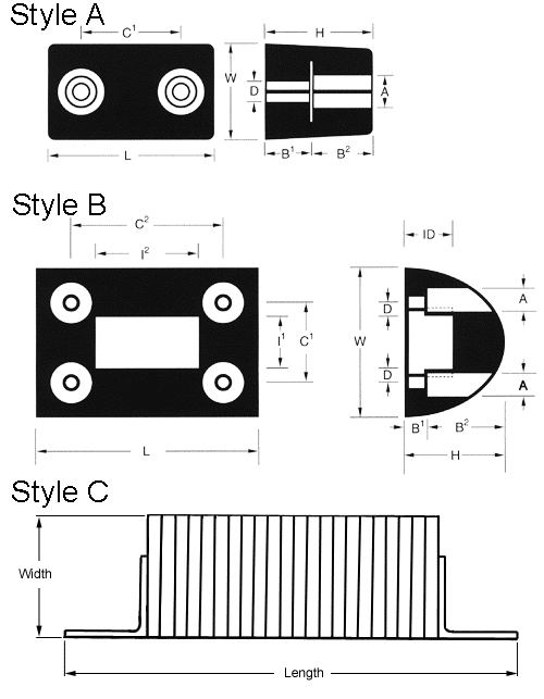 Truck and Dock Bumpers