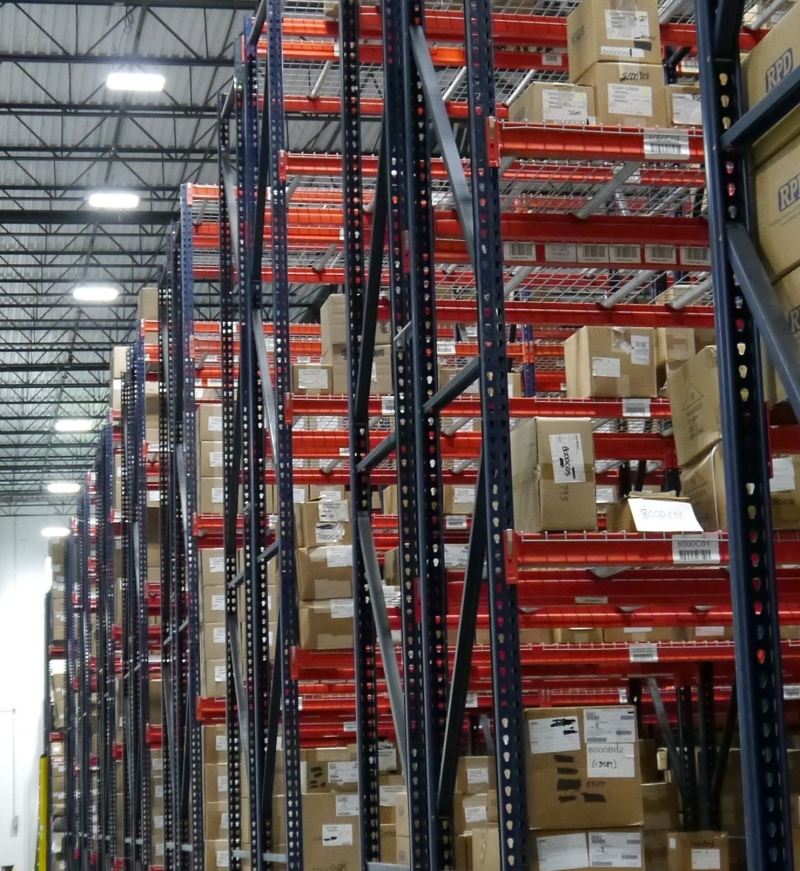 Inside the RPD Warehouse