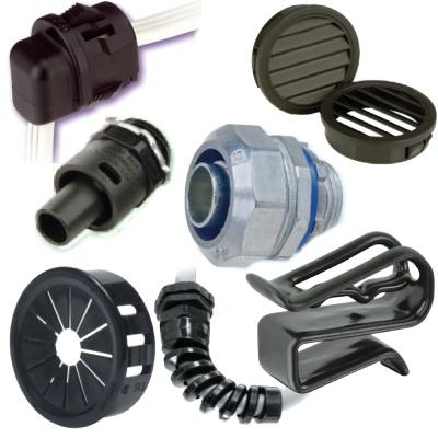 A few Heyco products