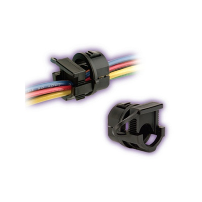 Heyco® Nylon Removable Snap-In Ratcheting Strain Reliefs
