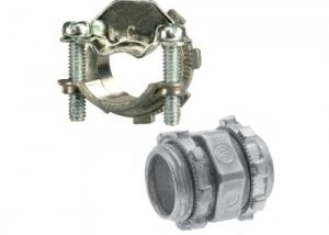 Heyco® Zinc Die-Cast Box Connectors