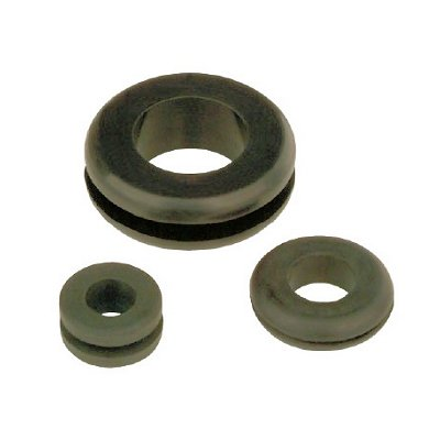 Heyco® Thick Panel Rubber Grommets