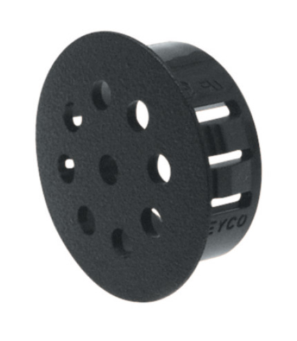 Heyco® Vent Plugs and Thick Panel Vent Plugs