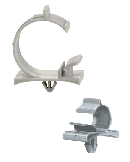 HEYClip™ Locking Releasable Wire Clips (Arrowhead Mount)