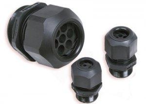 Heyco®-Tite Multi-Hole Liquid Tight Cordgrips