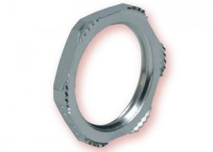 Heyco®-Tite EMC Brass Locknuts