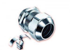 Heyco®-Tite EMC-2 Brass Liquid Tight Cordgrips