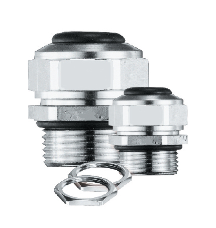 Heyco®-Tite Liquid Tight Brass Cordgrips