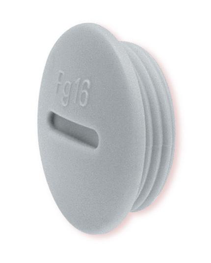 Heyco® Metric and PG Threaded Plugs